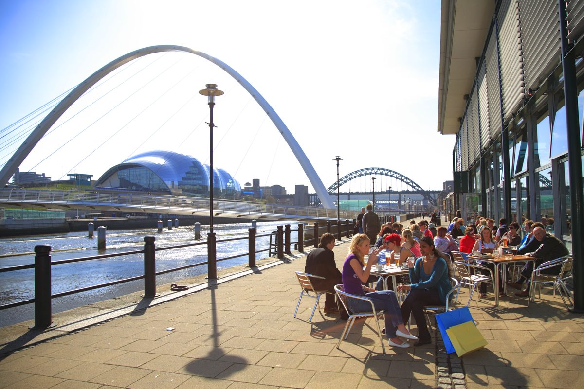 Five reasons to study in Newcastle