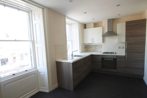 2 Bedroom Flat To Let in Alnwick