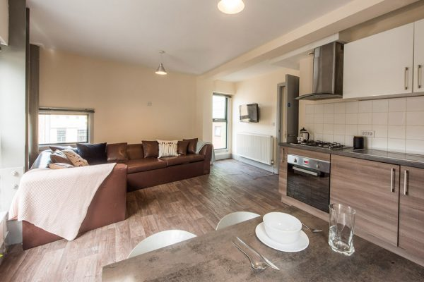 4 Bedroom Flat To Let in Gateshead Quayside