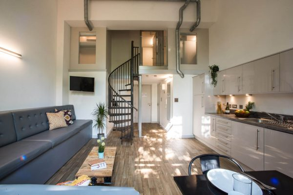 2 Bedroom Flat To Let in Jesmond