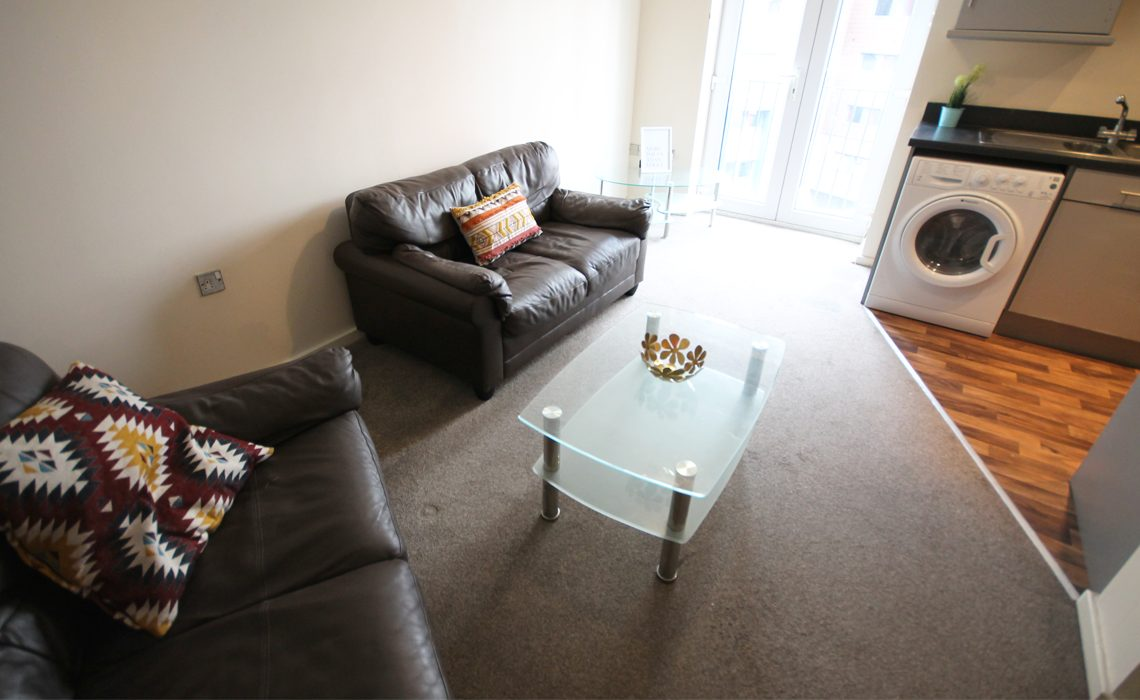 3 Bedroom Flat To Let in Newcastle City Centre