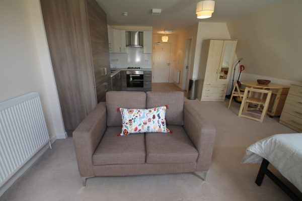 1 Bedroom Studio flat To Let in Shieldfield