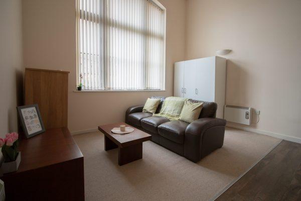 1 Bedroom Studio flat To Let in Gateshead