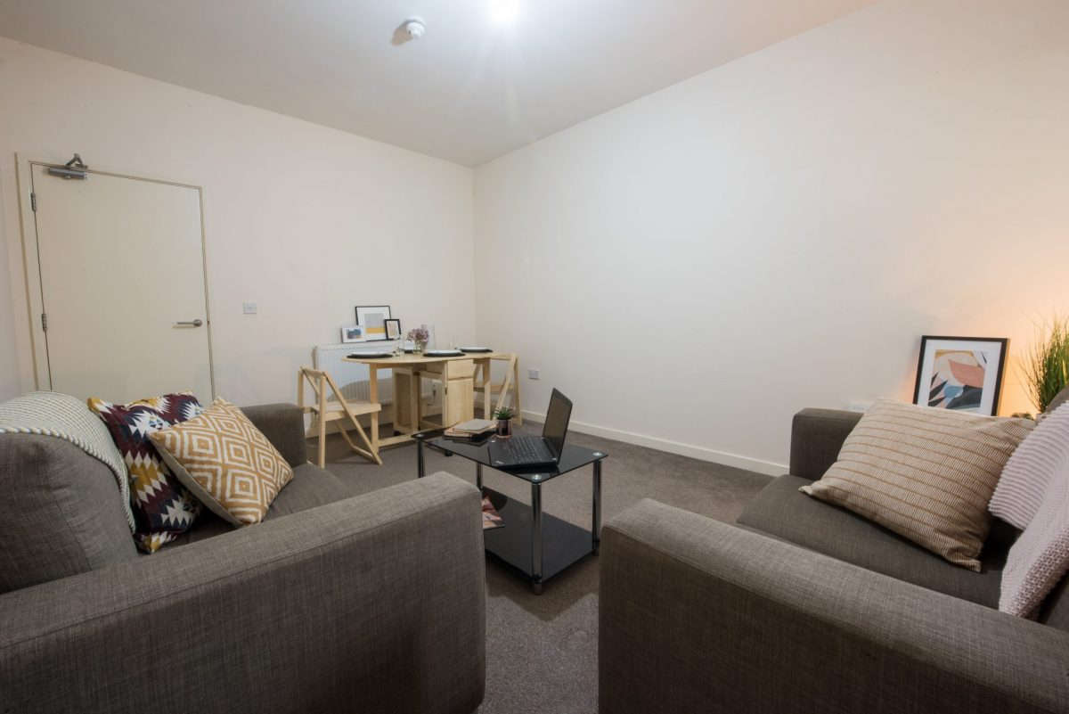 3 Bedroom Flat To Let in Shieldfield