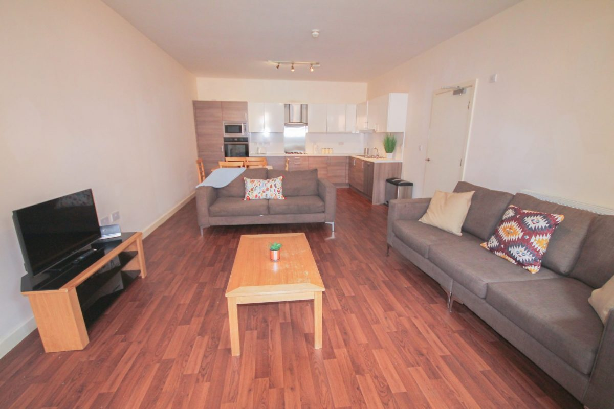 7 Bedroom Flat To Let in Shieldfield