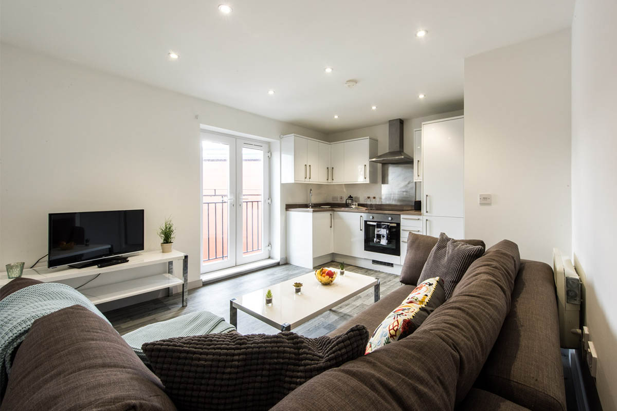4 Bedroom Apartment For Sale in Newcastle City Centre