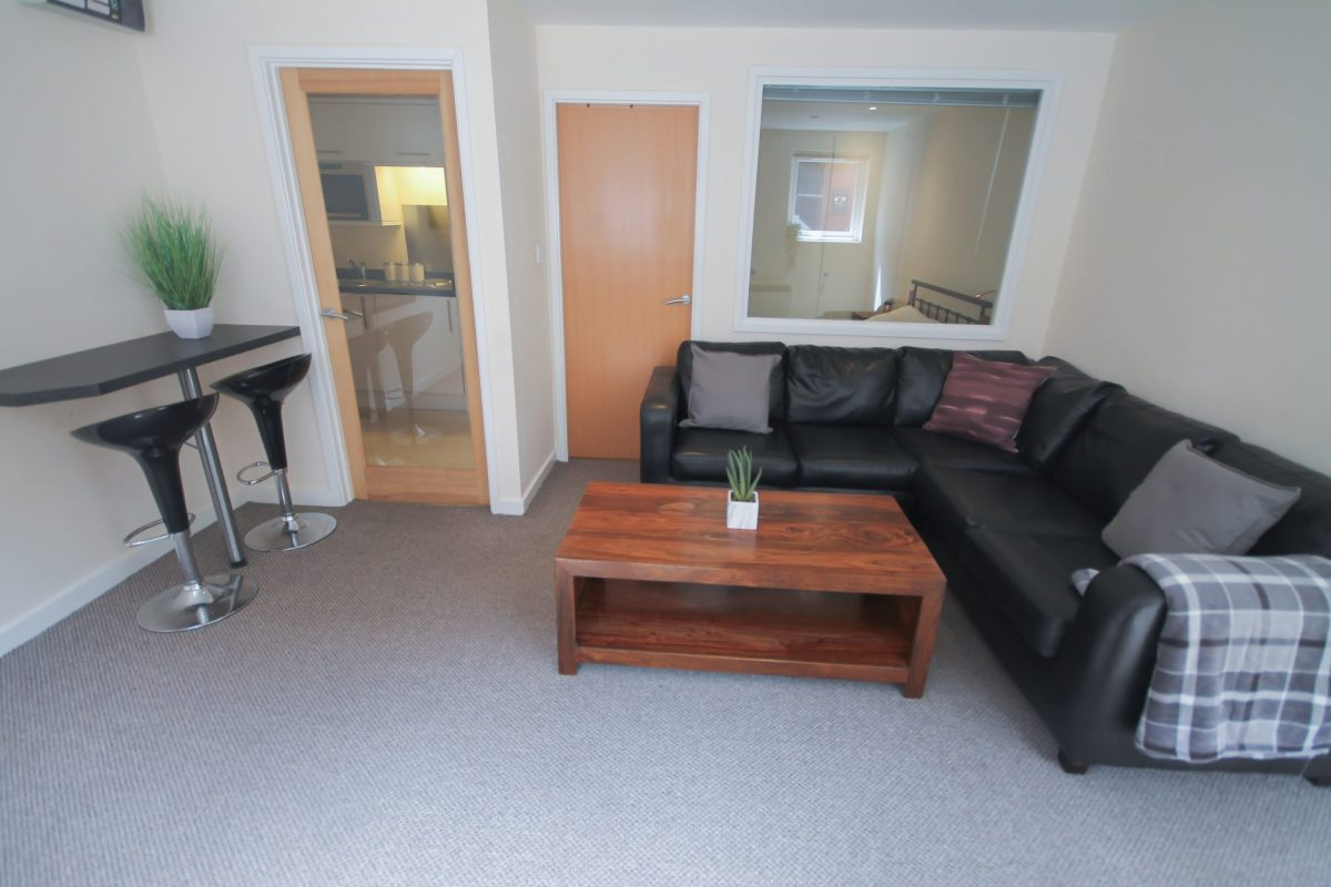 1 Bedroom Apartment To Let in Newcastle City Centre