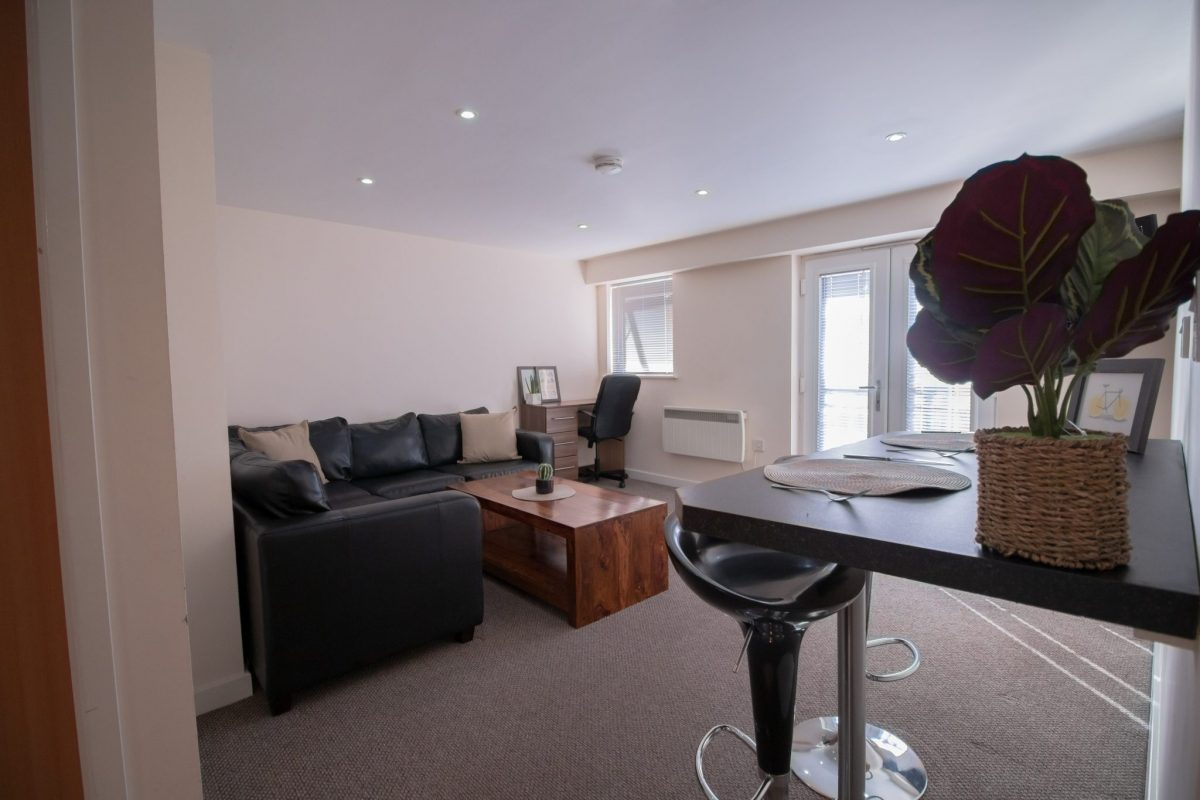 1 Bedroom Flat To Let in Newcastle City Centre