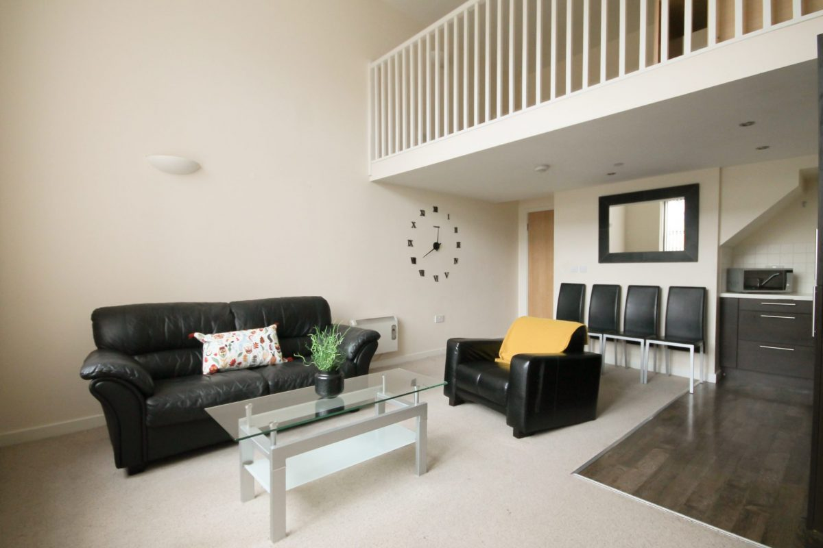 1 Bedroom Apartment To Let in Gateshead