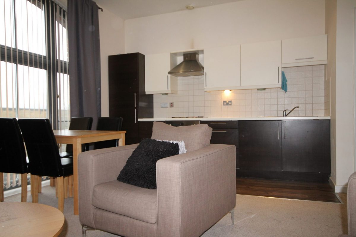 2 Bedroom Apartment To Let in Gateshead